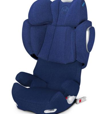 Cybex Q2-Fix Plus Royal Blue