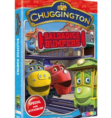 DVD Chuggington baldadige bumpers