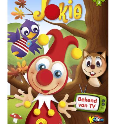 DVD Jokie Deel 3