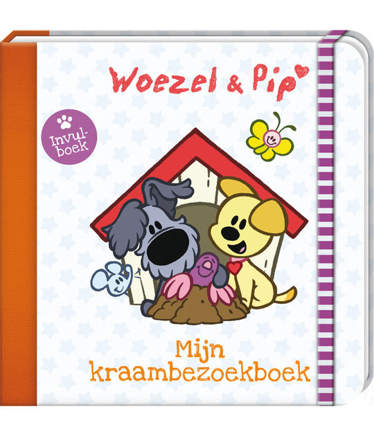 Woezel & Pip Kraambezoekboek