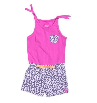Beebielove baby meisjes jumpsuit