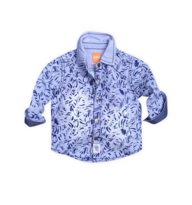 Beebielove baby jongens blouse