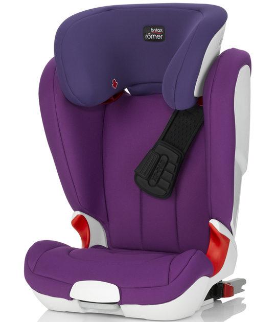 Britax-Romer Kidfix XP Mineral Purple