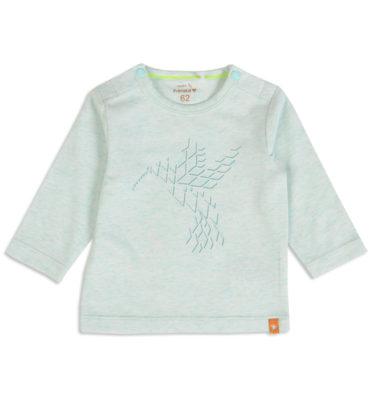 Petit Jens newborn jongens t-shirt