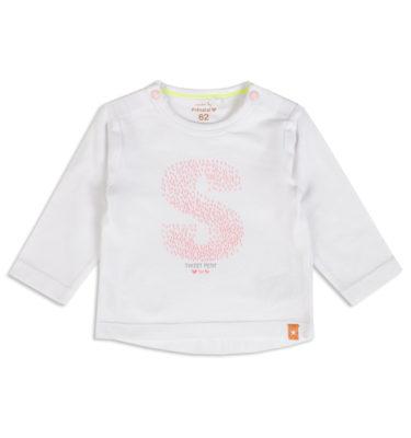 Sweet Sterre newborn meisjes shirt