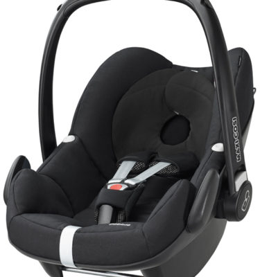 Maxi-Cosi Pebble Digital Black