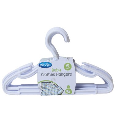 10 pack baby clothes hanger