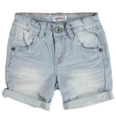 Babyface peuter jongens jeans short