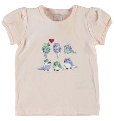 Name it baby meisjes T-shirt