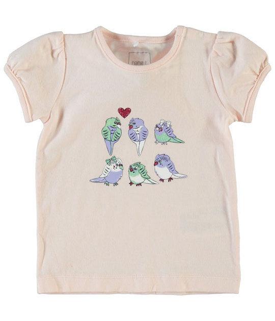 Name it baby meisjes T-shirt