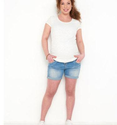 Mama-licious zwangerschapsshorts Alice
