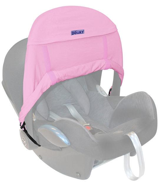 Dooky zero+ baby pink