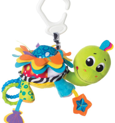 Playgro activity friend turtle