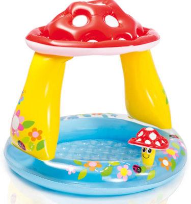 Intex mushroom zwembad