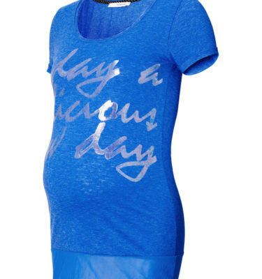 Supermom zwangerschaps T-shirt New Day