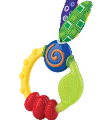 Nuby Bijtring en -speeltje