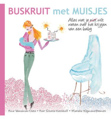 Boek Buskruit met muisjes
