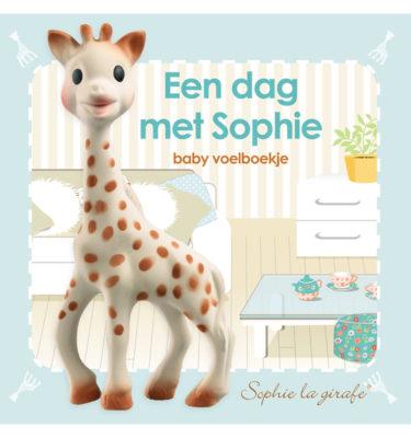 Boekje Een dag met sophie